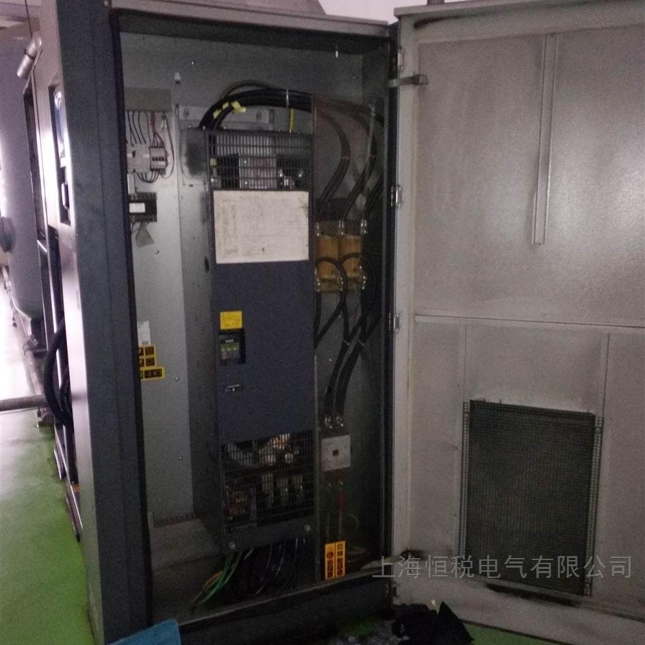 西门子变频器启动突然报F012故障修复完成ok
