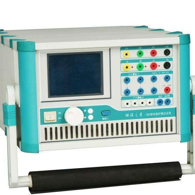 微机型继电保护测试仪产品特性