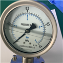 隔膜压力表Y-150BF