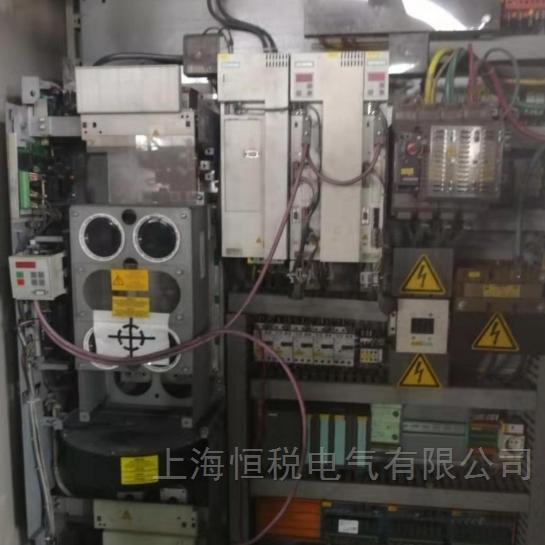 西门子6SE70变频器运行就报故障F027