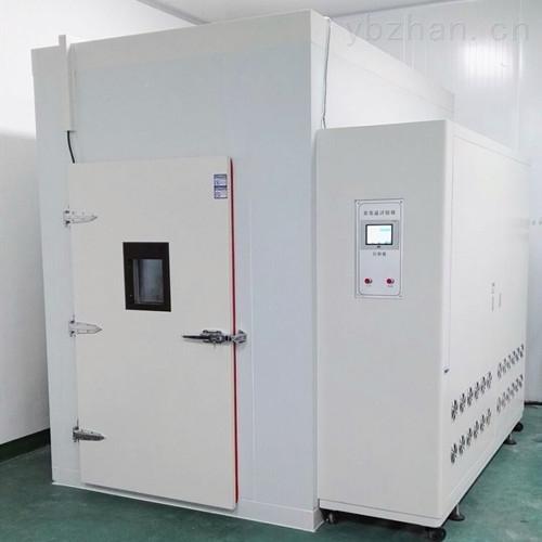 步入式高低温试验室厂家