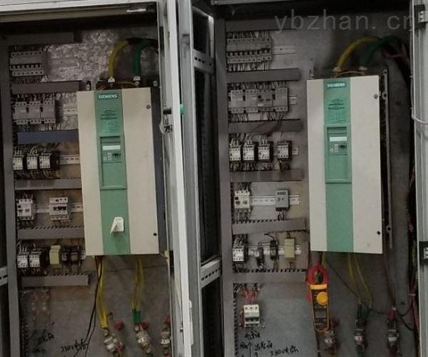 西门子传动调速器6RA7093开机面板无显示