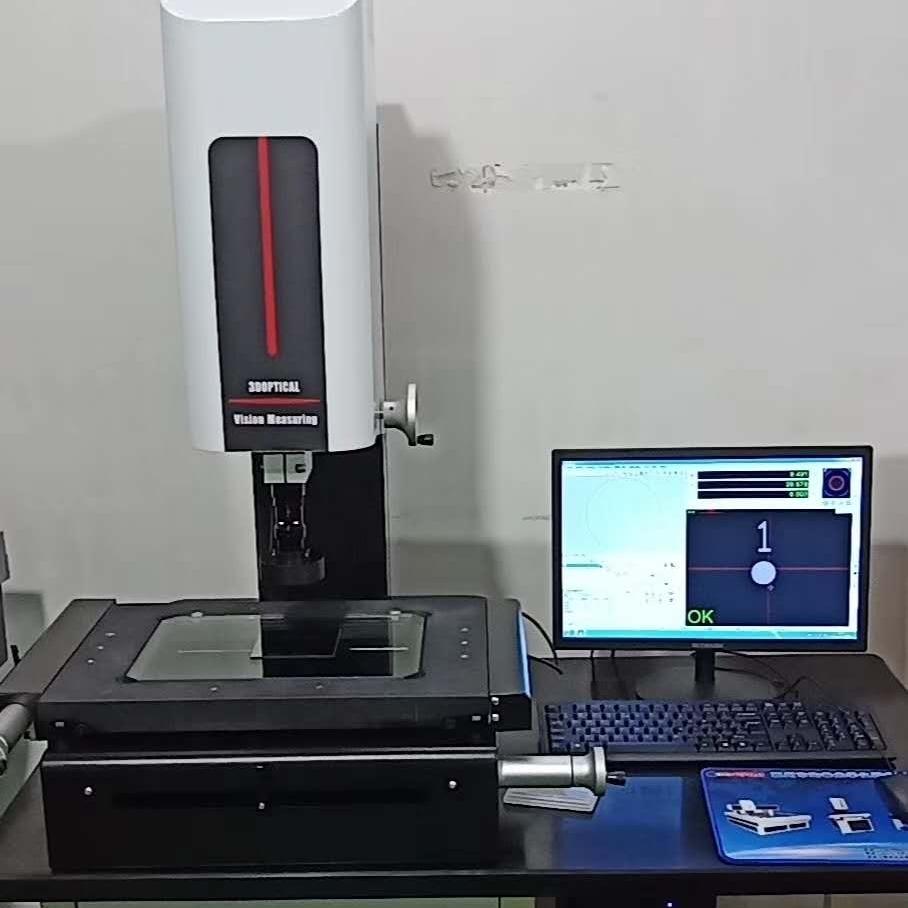 二次元精密影像测量仪