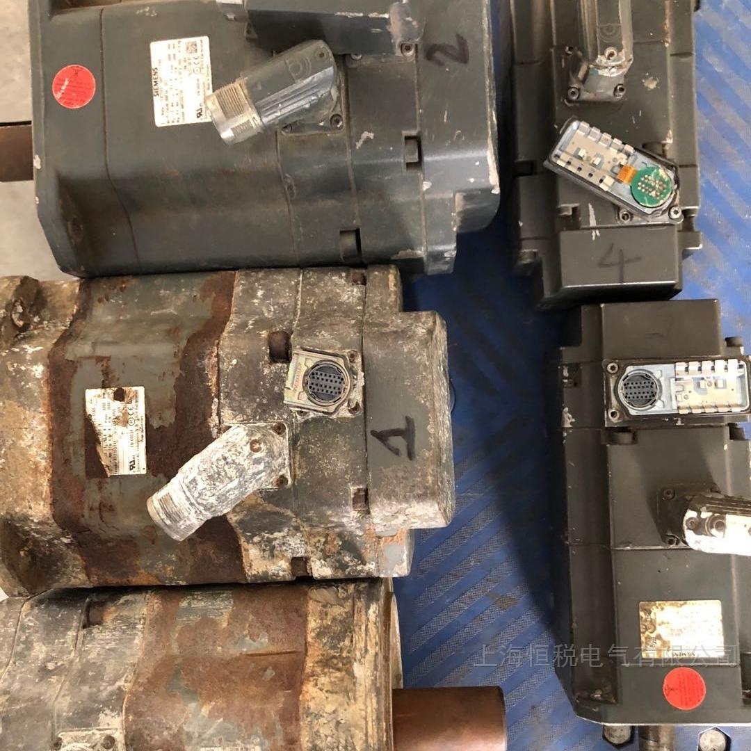 西门子伺服电机刹车片磨损修复率高