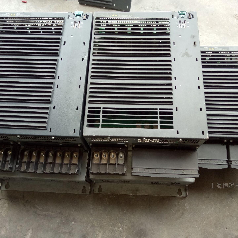 西门子G120变频器自检通不过九年修复解决