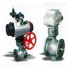 TKQQ200電/氣動V型調節球閥
