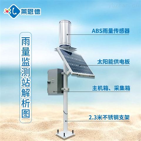 什么是测量降雨量的装置