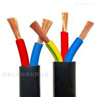 6mm2聚乙烯护套ZR-YVF丁晴电缆
