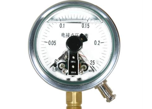 《电接点压力表》标准征求意见