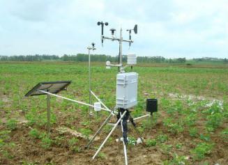 配备水分传感器等设备 小气候观测站助推农业发展