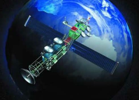 """""""遥感卫星应用国家工程实验室地质遥感中心""""揭碑"""