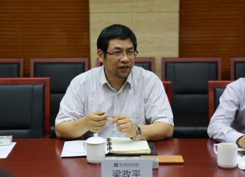 电网设计大师梁政平:向电网设计的新纪录发起挑战