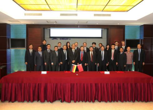 西门子将为国机集团提供自动化解决方案