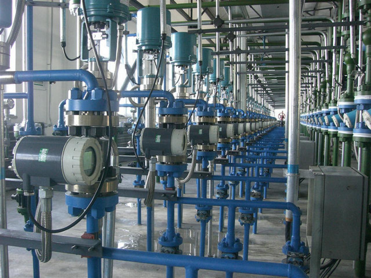 阐释国家水质自动监测系统构成