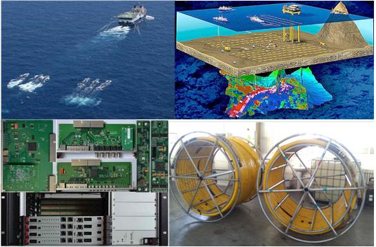 新一代iTRACE拖缆地震采集系统助力深水油气勘探