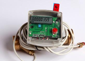【最新仪表专利】环式超声波热量表