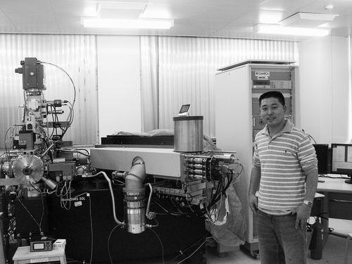 科学家利用纳米二次离子质谱仪证实铁酸溶解假说