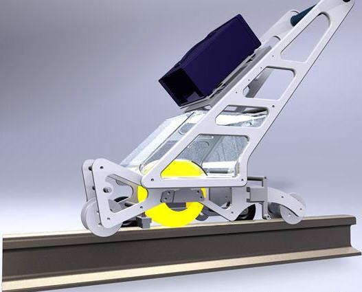 上海计量院开展钢轨超声波探伤仪检测 助轨道交通安全运行