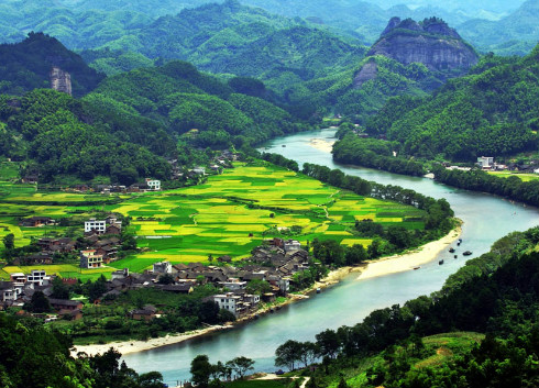 湖南建成全方位生态环境监测网络 实现数据系统互联共享
