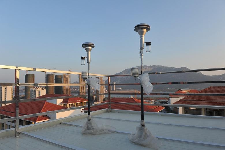 甘肃投资1.2亿建覆盖县级以上城市环境空气质量监测网