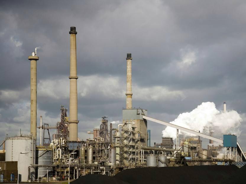 江西鹰潭环保局对全市重点工业企业实行在线监控