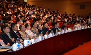 第21届全国色谱学术报告会在甘肃兰州举办