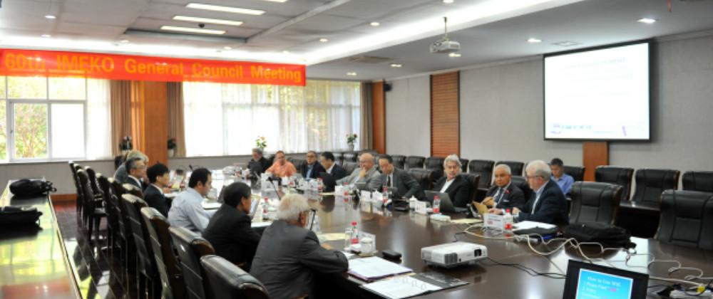 国际测量技术联合会(IMEKO)第60届总理事会会议召开