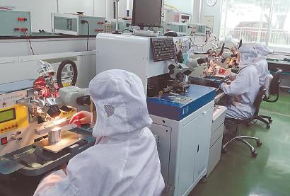 這家熱電紅外傳感器小企業如何闖出一番名堂?