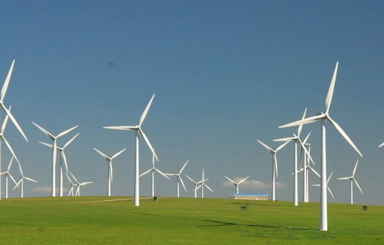 中国能建多个新能源项目开足马力