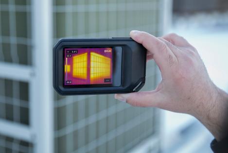 FLIR推出搭载云端连接功能的新型热像仪