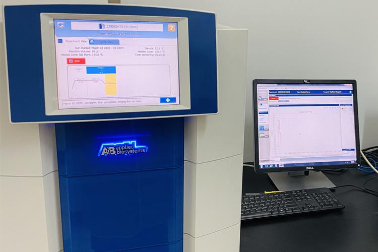 浙江省計量研究院聚合酶鏈反應分析儀校準裝置通過考核