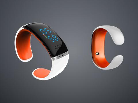 盘点2015 CES智能穿戴设备