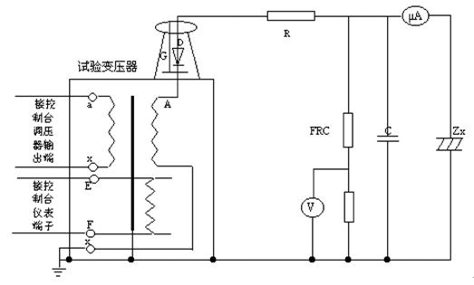 电力测试仪 电流发生器 上海来扬电气科技有限公司 直流高压发生器 >