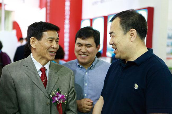 东方测控参展第十六届中国国际水泥技术及装备展览会图片