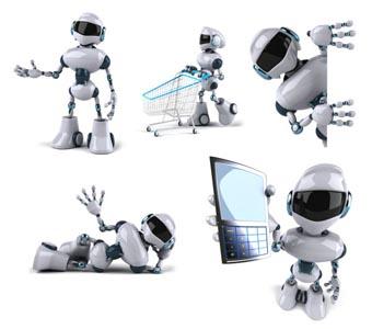 智能机器人助力中国制造