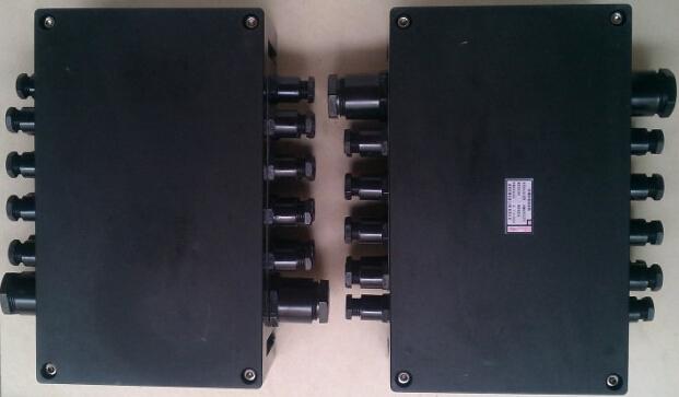 bjx隔爆型防爆接线箱-定做防爆接线箱