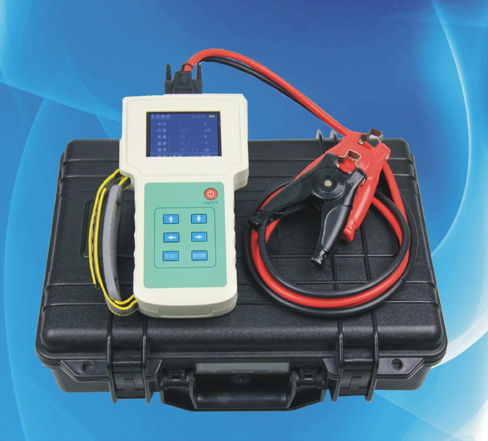 蓄电池内阻测试仪概述