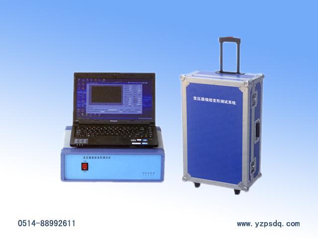 变压器变形绕组测试仪(频响法)对6kv以上的变压器进行