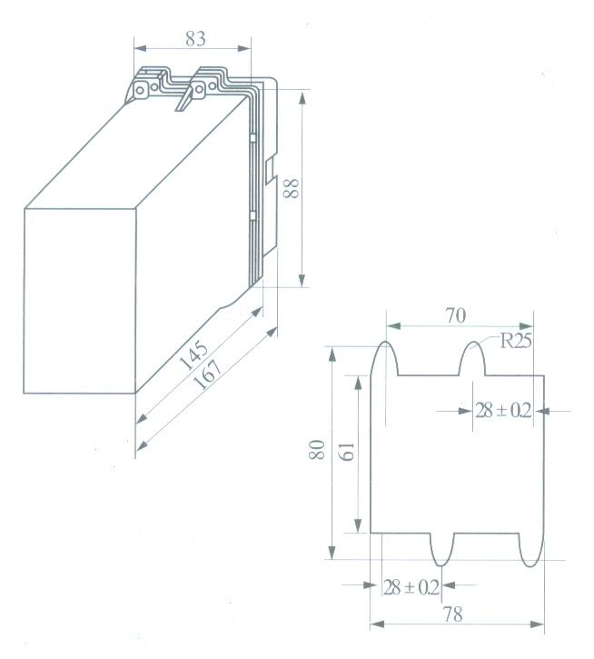dy-27e电压继电器