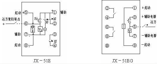jx-51k-jx-51k磁保持信号继电器