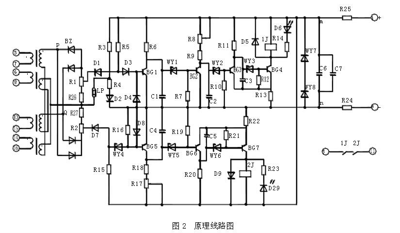 1.相位比较回路. 相位比较回路见图3.-BCD–51图片