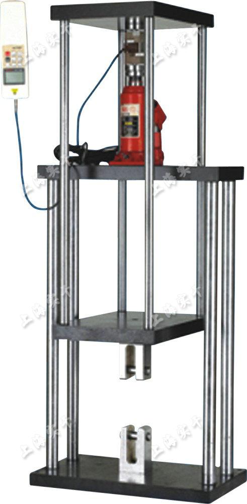 SGYY手动液压型拉压测试架图片