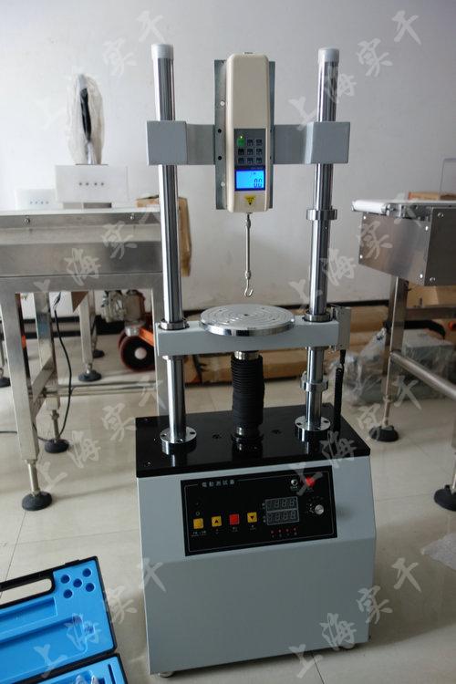 电动立式双柱测试台图片
