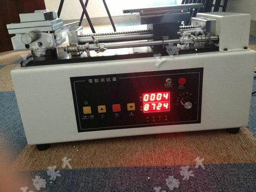 卧式电子拉力试验仪图片