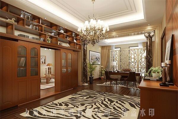 别墅密室设计公司