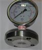 衬四氟塑料防强腐隔膜压力表
